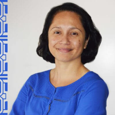 Raphaela Taufa - Manager of Tahiti Travel Services